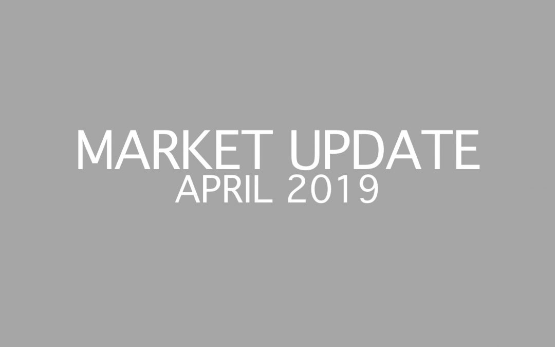 Peak season is here! April 2019 Real Estate and Mortgage Flash Report