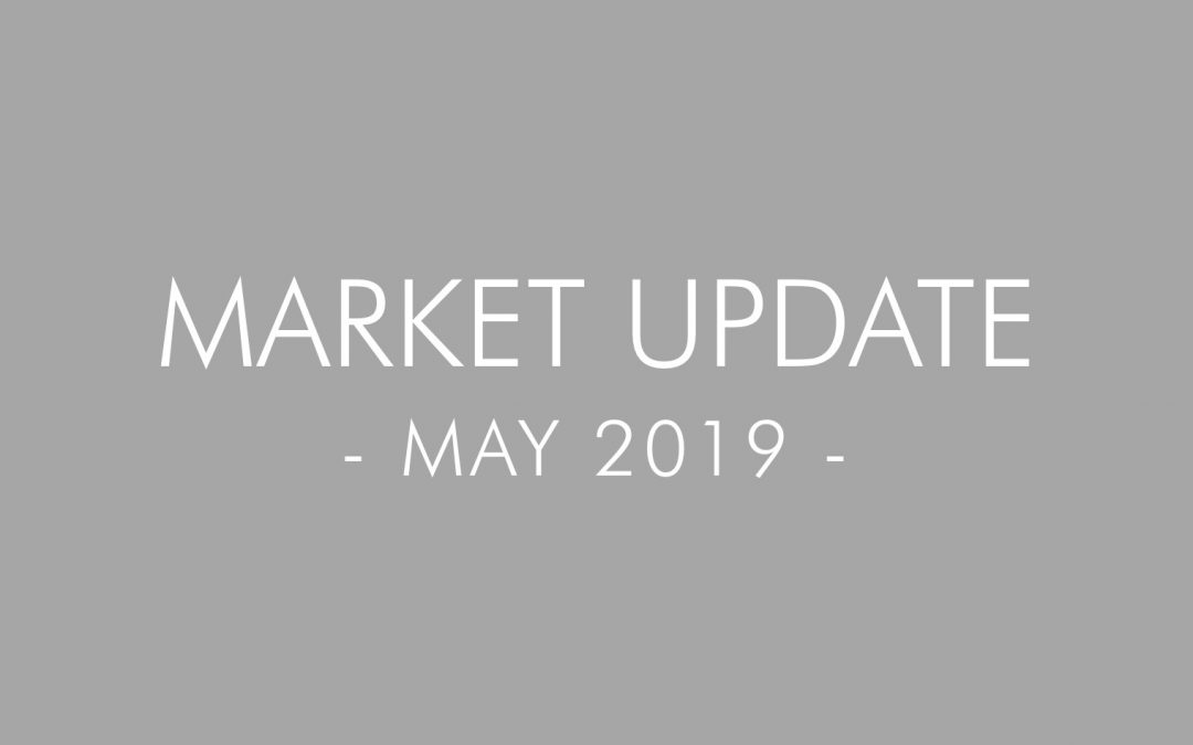 May 2019 Real Estate and Mortgage Trends, San Diego California